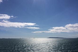 UK seas