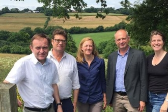 Hampshire Farm - George Eustice MP