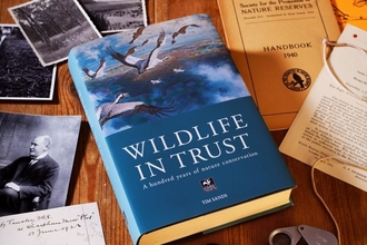 Wildlife in Trust book by Tim Sands