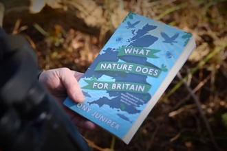 What Nature Does for Britain by Tony Jupiter