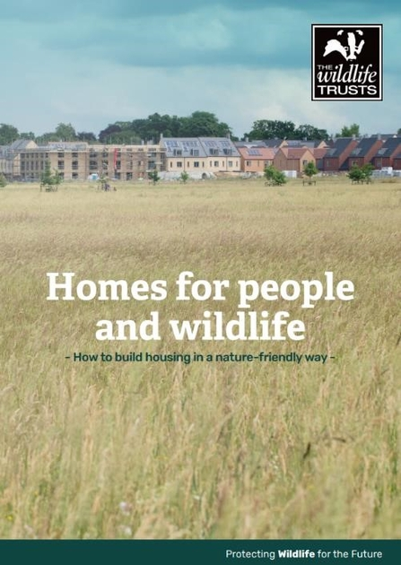 Homes for people & Wildlife