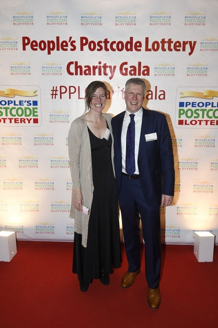 Steph and Paul PPL Charity Gala