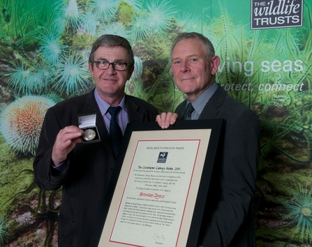 cadbury medal wildlife trusts
