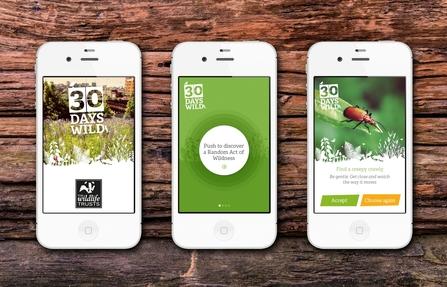 30 Days Wild App