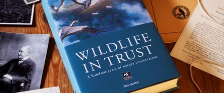 Wildlife In Trust book