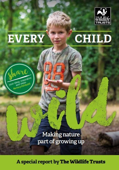 Every child wild cover
