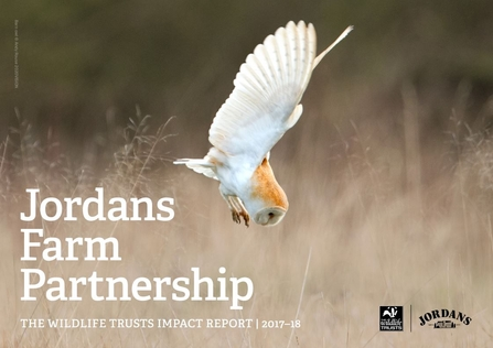 Jordans Farm Partnership Impact Report cover