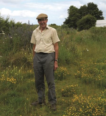 Nicholas Watts, Vine House Farm