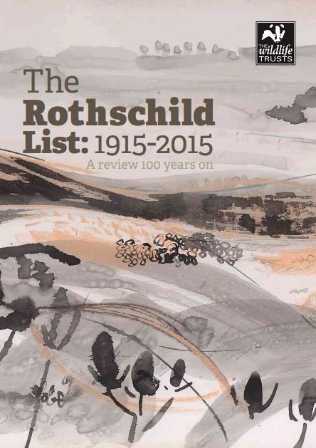 Rothschild list cover