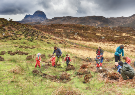 Coigach & Assynt Living Landscapes Partnership