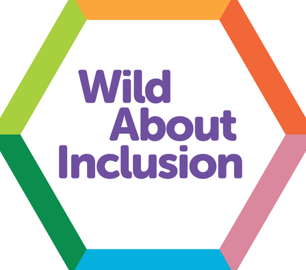Wild About Inclusion logo